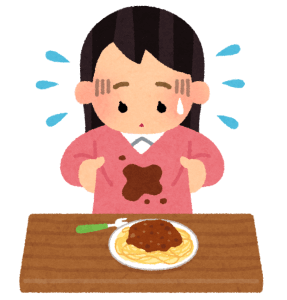 syokuji_yogore